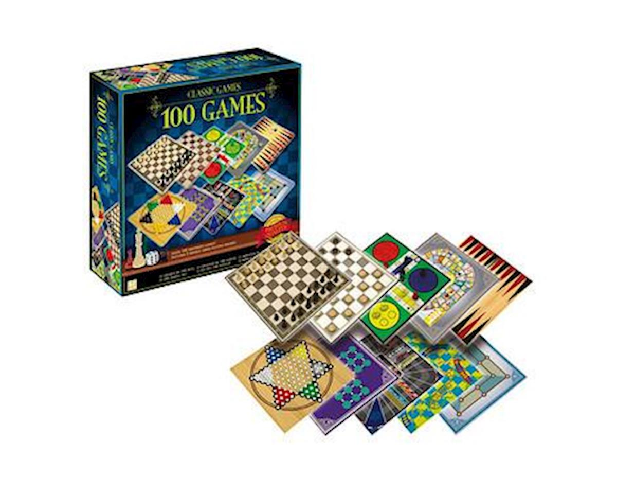 Classic Games Collection - 100 Game Compendium by Merchant Ambassadors