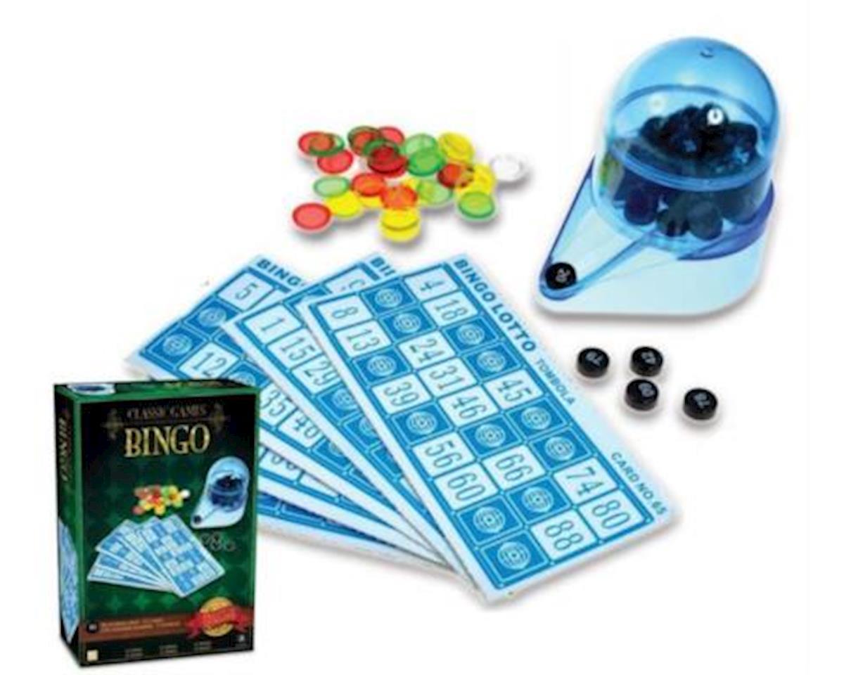 Classic Games Bingo by Merchant Ambassadors
