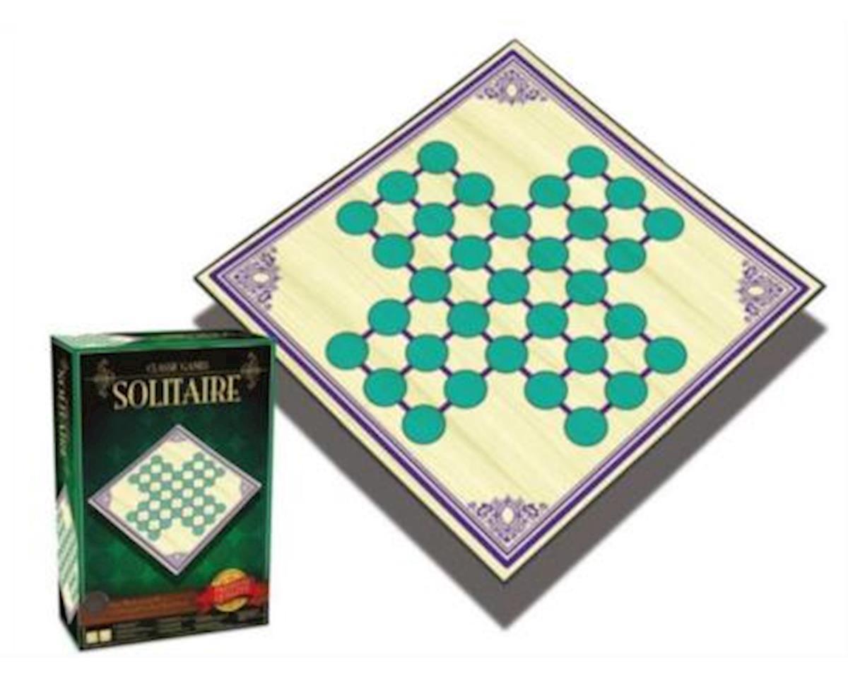 Merchant Ambassadors Classic Board Games Solitaire