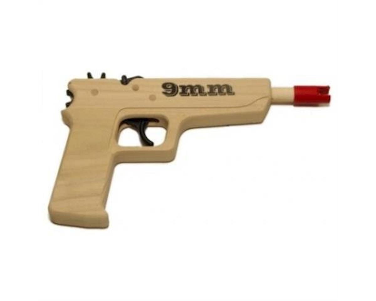 Magnum Enterprises Magnum GL29MM Gun Line 9 mm Pistol Rubber Band Gun