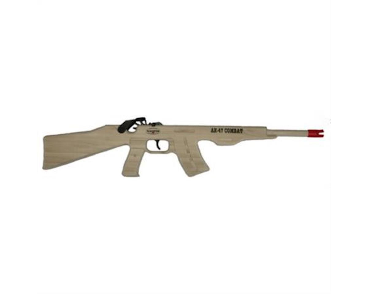 Magnum Enterprises AK-47 Combat Rifle (12 Shot) Blue Ammo