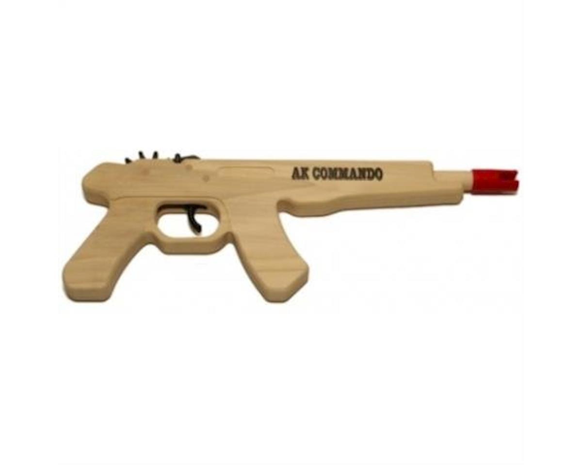 AK Commando Pistol (12 Shot) Yellow Ammo
