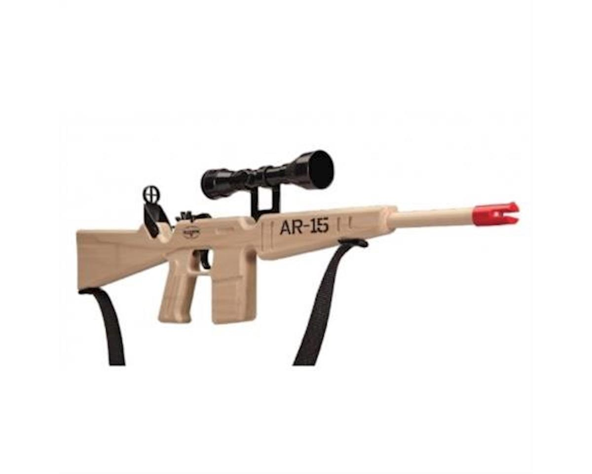 Magnum Enterprises Ar-15 Rifle With Scope And Slin