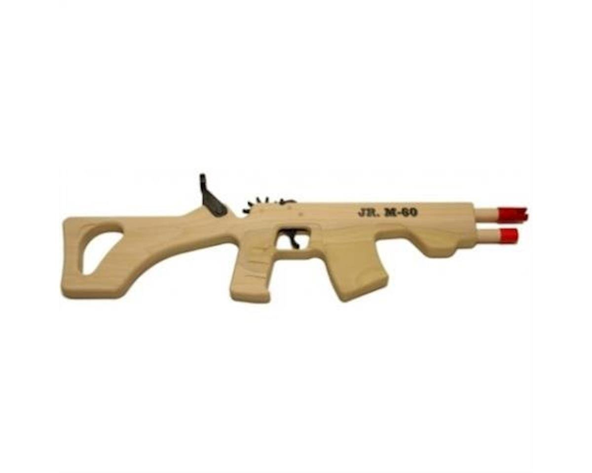 Magnum Enterprises GL2JRM60 Junior M-60 Rifle Rubber Band Gun