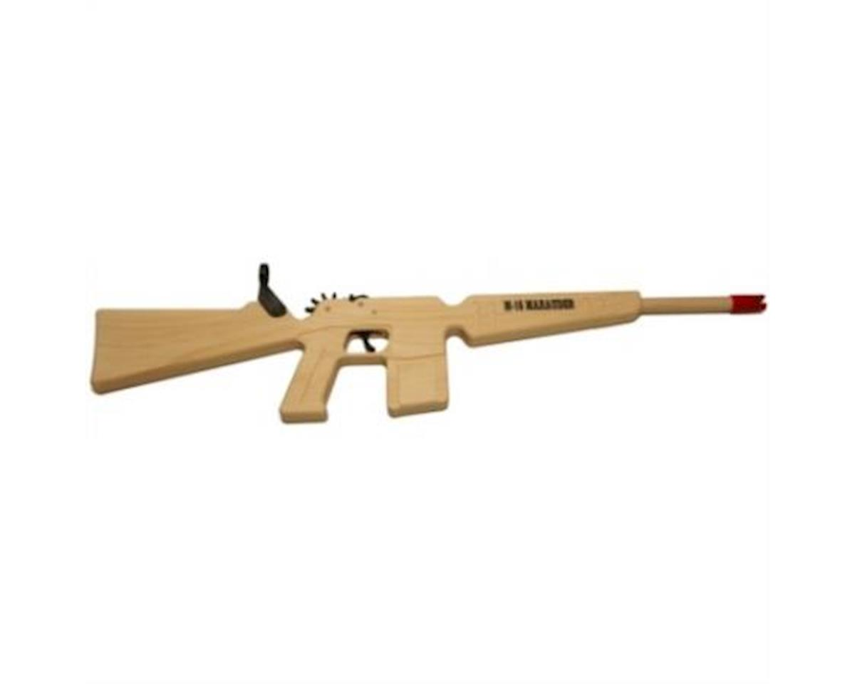 Magnum GL2M16M M-16 Marauder Rubberband Rifle by Magnum Enterprises