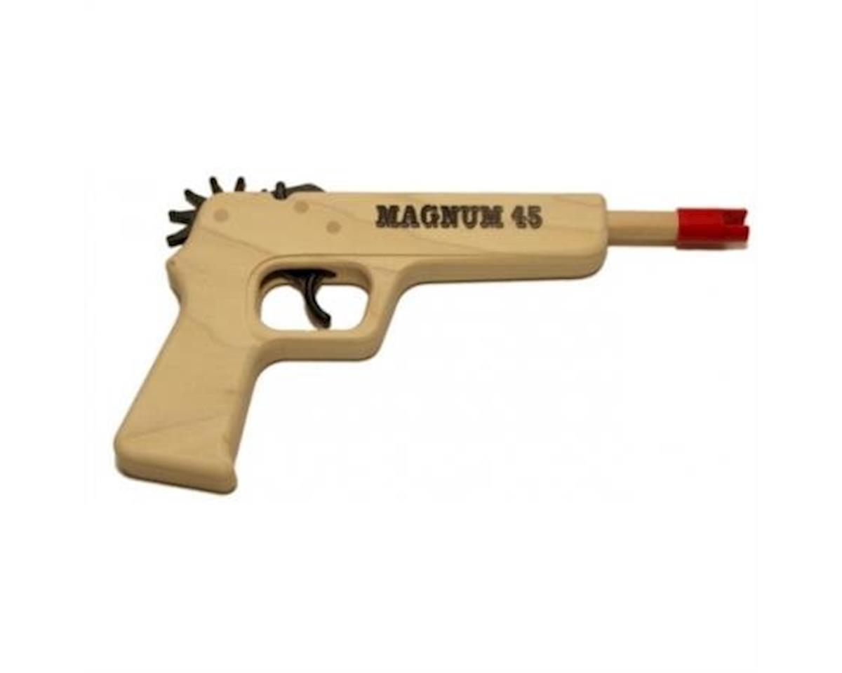 Magnum GL2M45 Gun Line Magnum 45 Pistol Rubber Band Gun by Magnum Enterprises