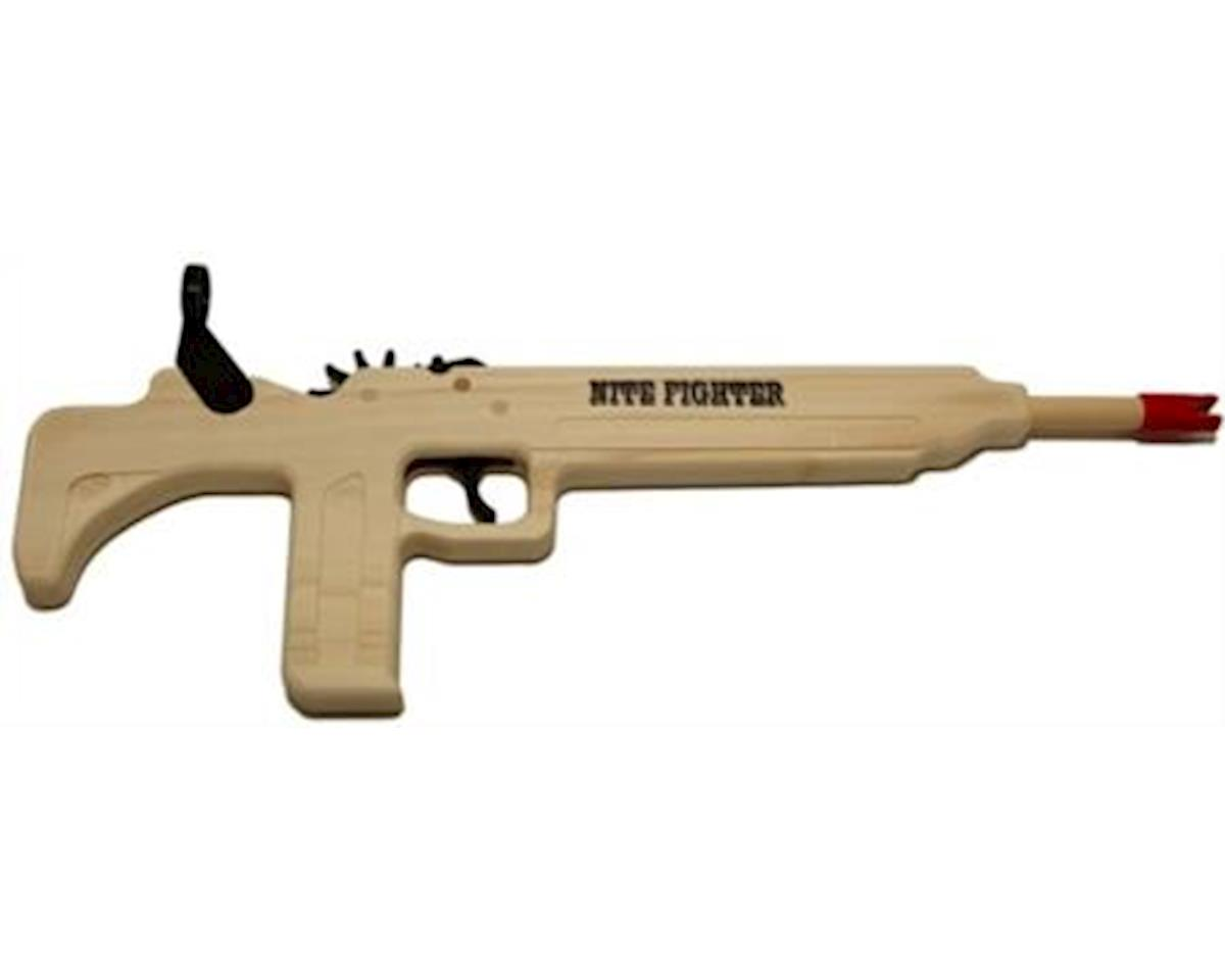 Nite Fighter Pistol (12 Shot) Yellow Ammo