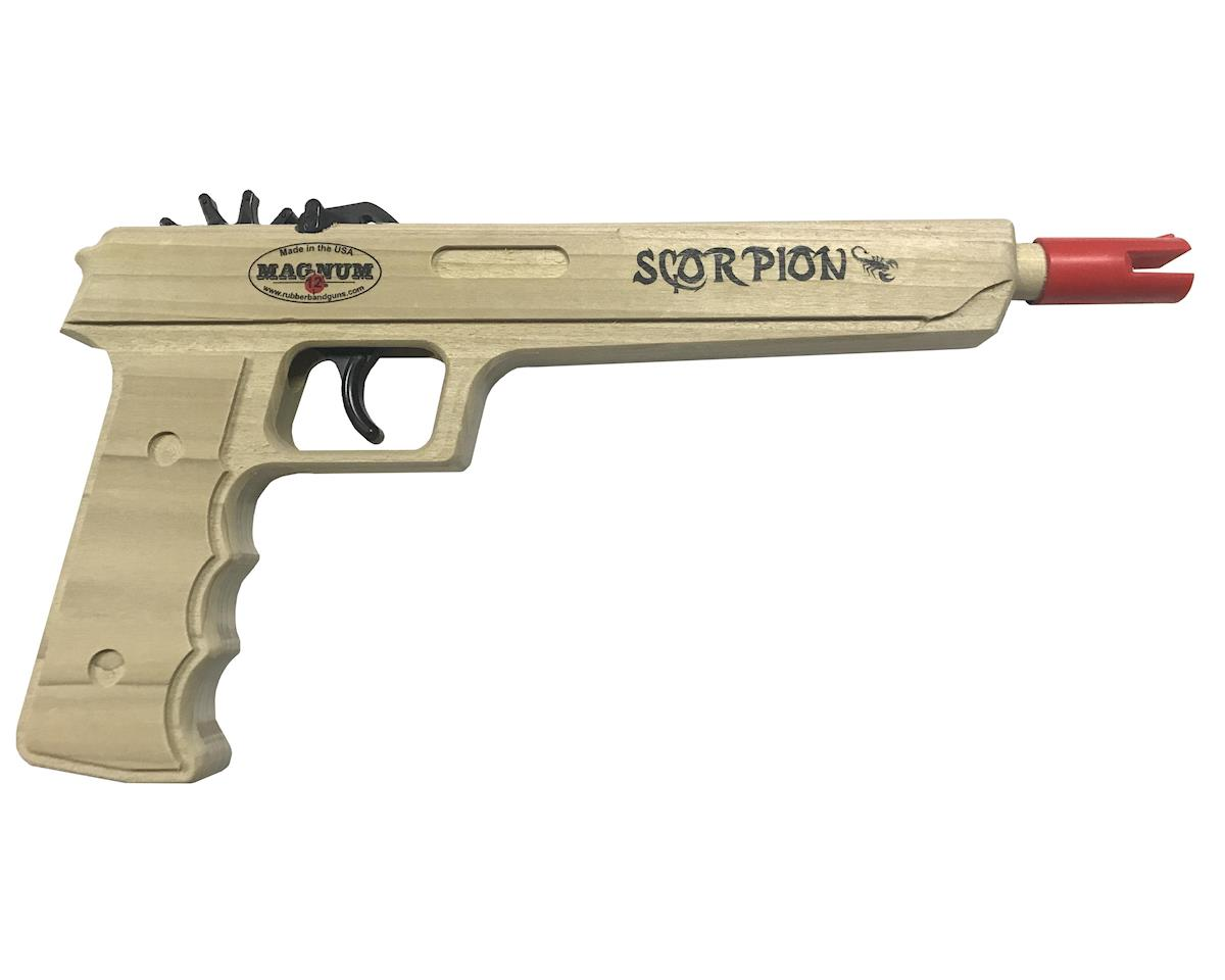 Magnum Enterprises Scorpion Pistol Rubber Band Gun