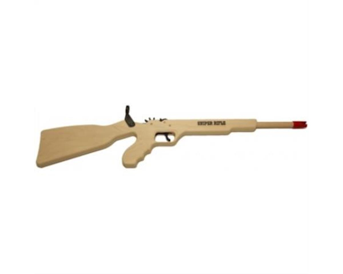 GL2SR Sniper Rifle RubberBand Gun by Magnum Enterprises
