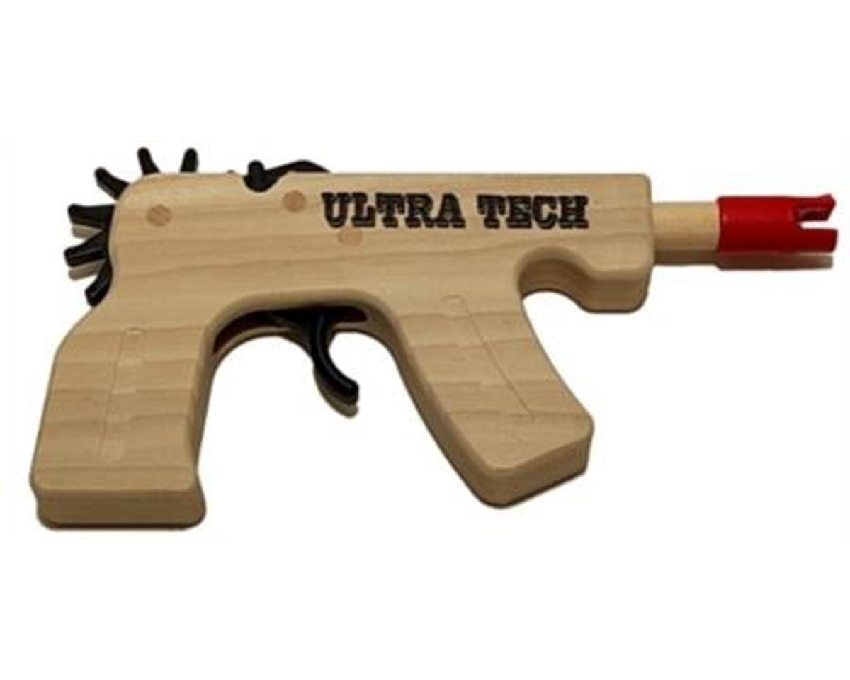 Ultra Tech Pistol (12 Shot) Green Ammo