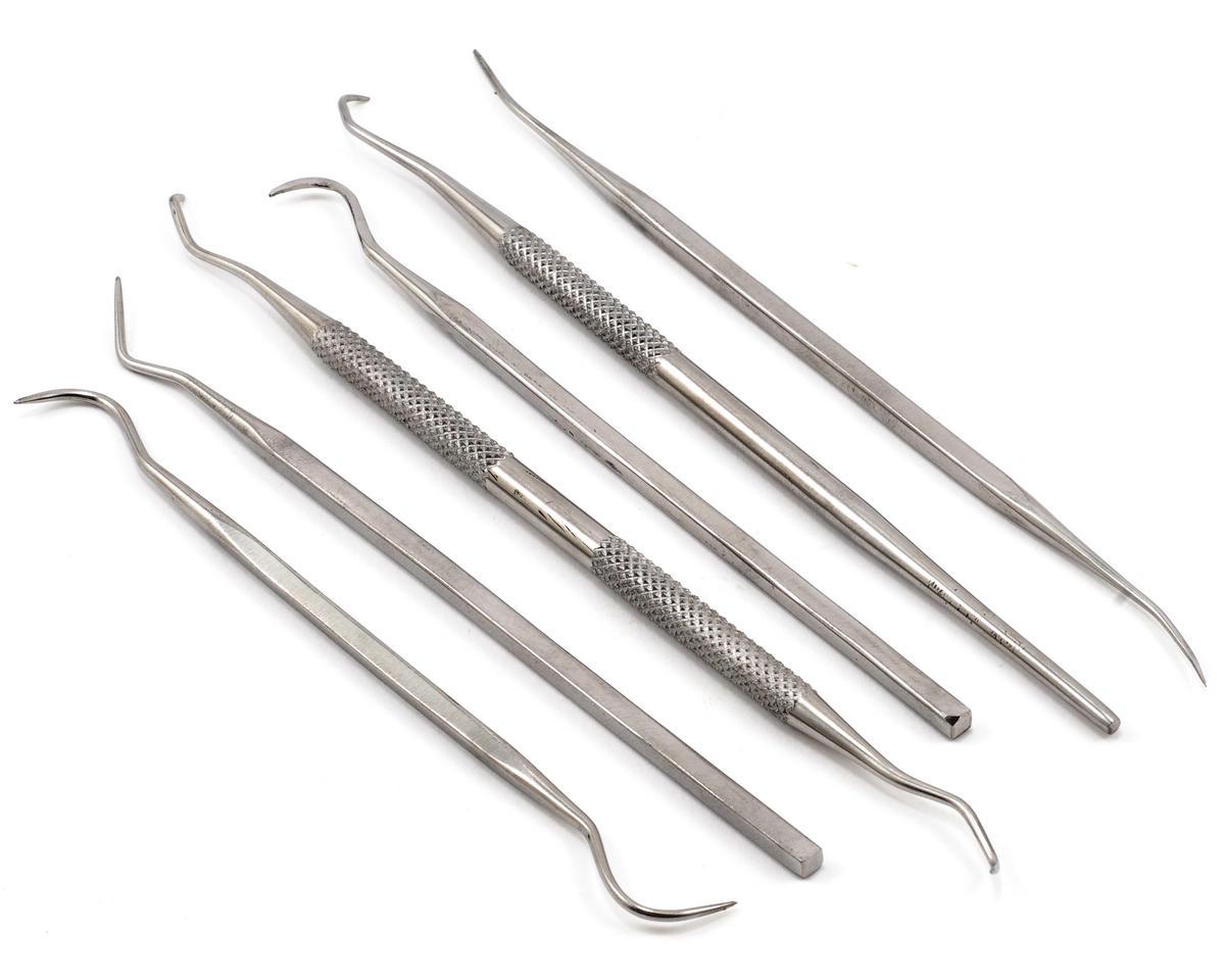 Model Expo Stainless Steel Dental Probes (6)
