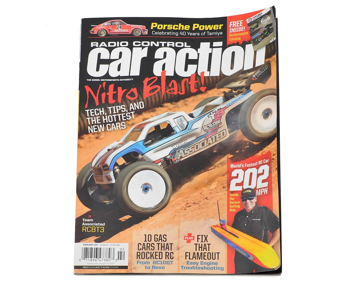 Radio Control Car Action Magazine - February 2017 Issue