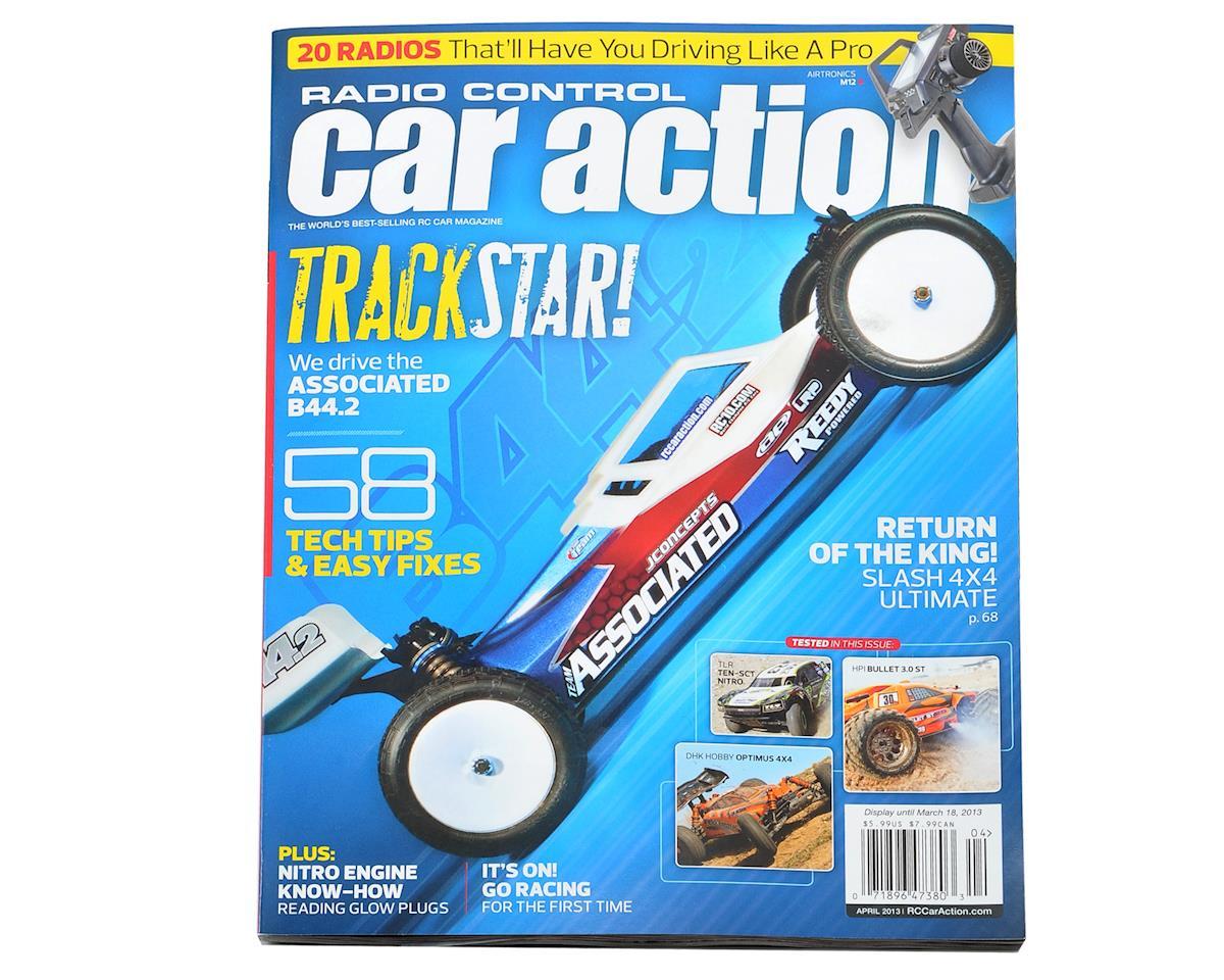 Radio Control Car Action Magazine - April 2013 Issue