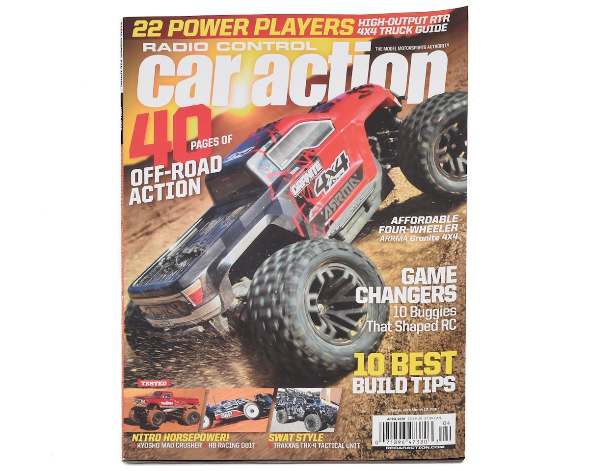Radio Control Car Action Magazine - April 2018 Issue