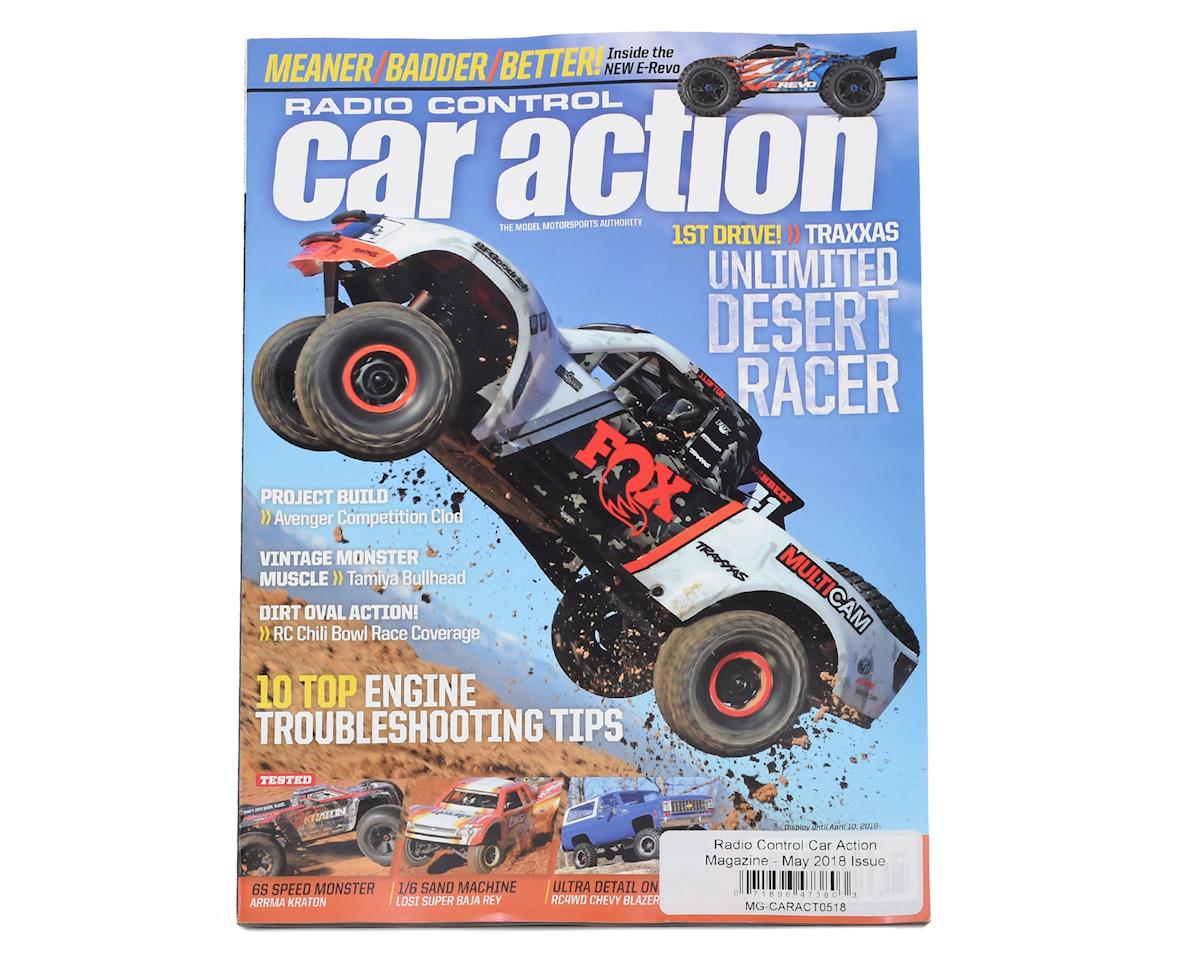 Radio Control Car Action Magazine - May 2018 Issue