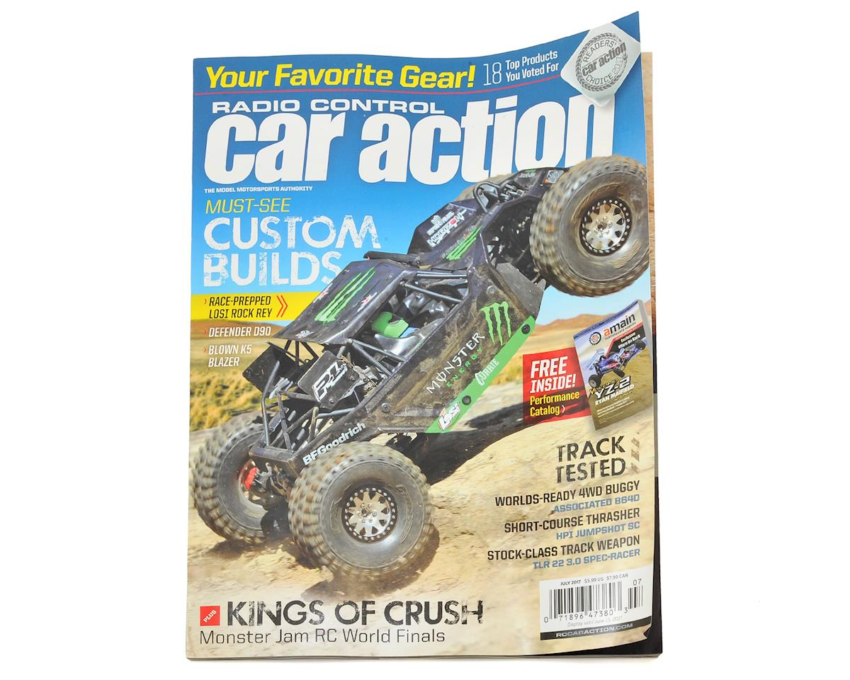 Radio Control Car Action Magazine - July 2017 Issue