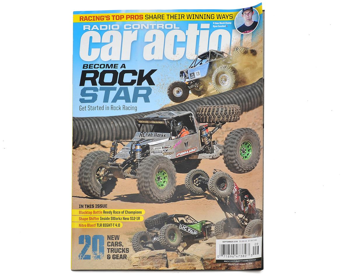 Radio Control Car Action Magazine - September 2016 Issue