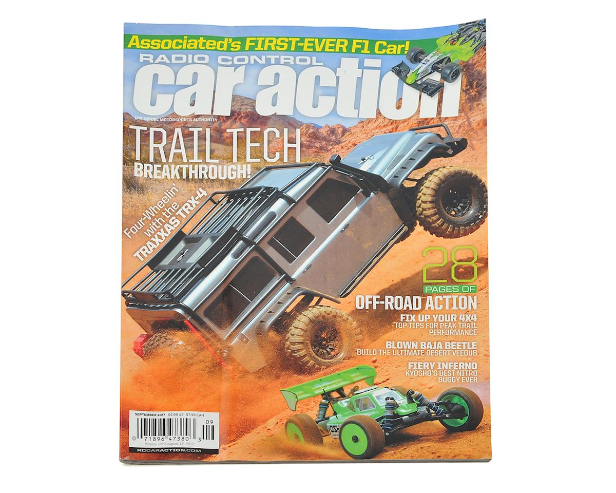 Radio Control Car Action Magazine - September 2017 Issue