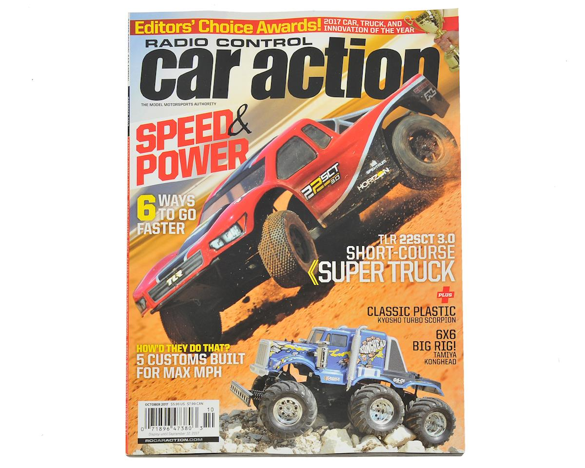 Radio Control Car Action Magazine - October 2017 Issue