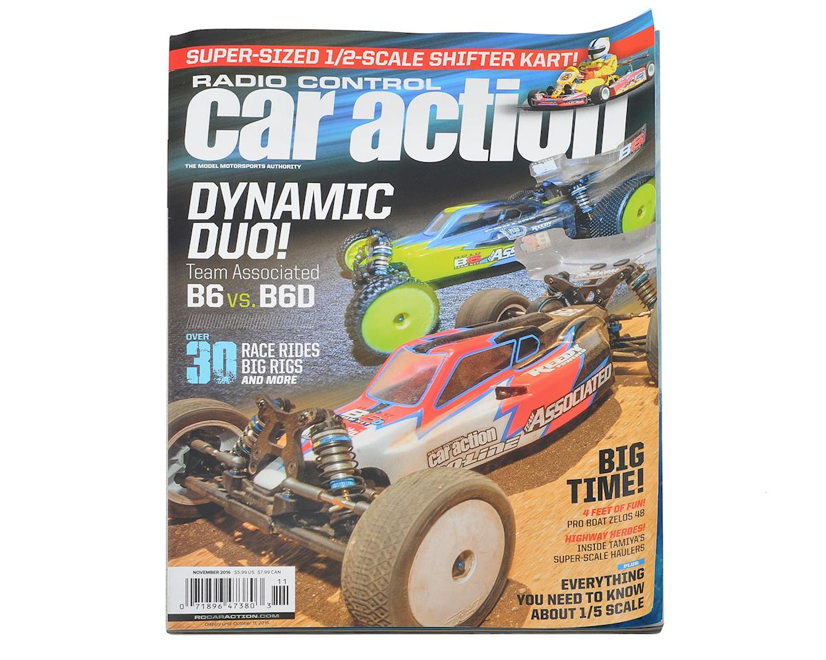 Radio Control Car Action Magazine - November 2016 Issue