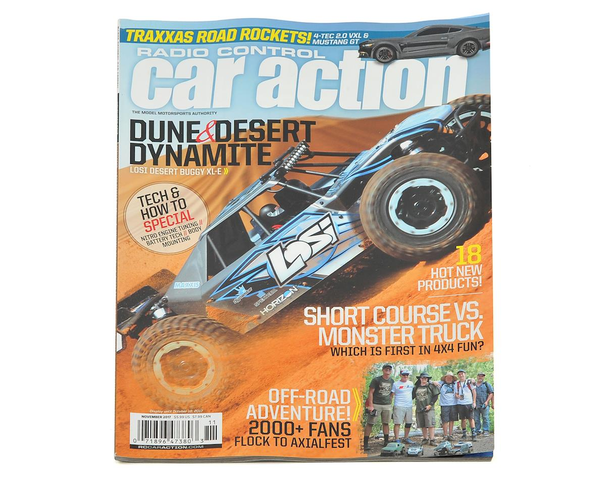 Radio Control Car Action Magazine - November 2017 Issue
