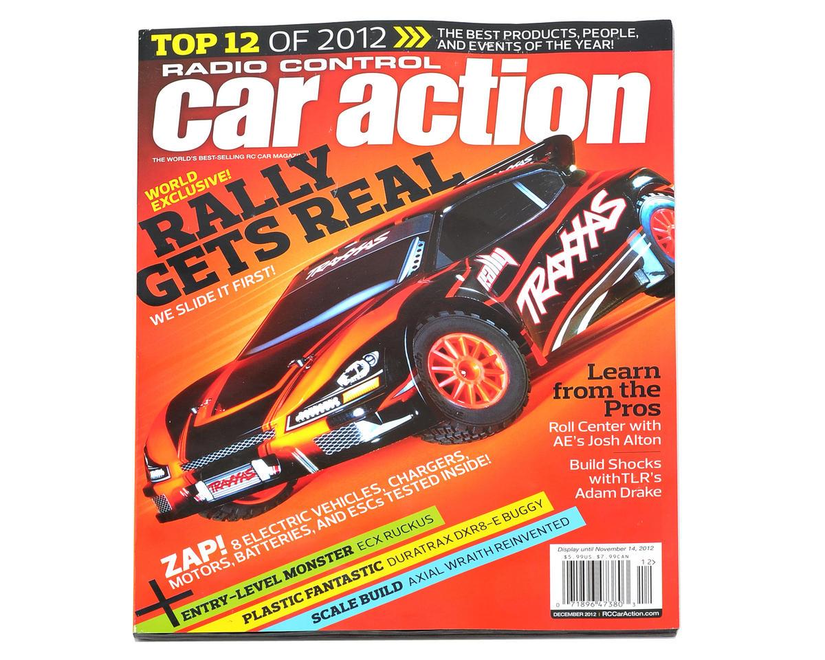 Radio Control Car Action Magazine - December 2012 Issue