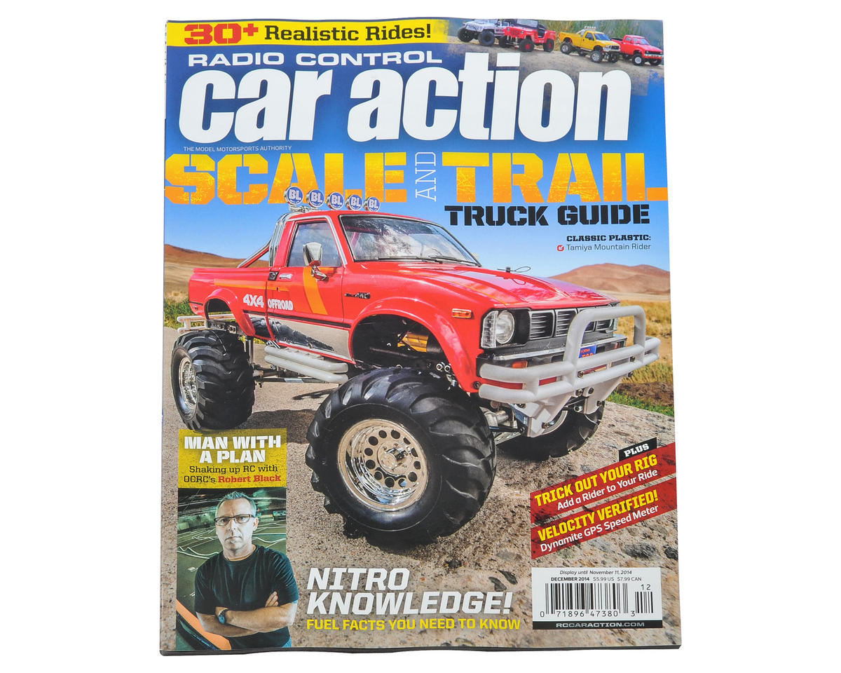 Rc Car Action >> Radio Control Car Action Magazine December 2014 Issue Mg
