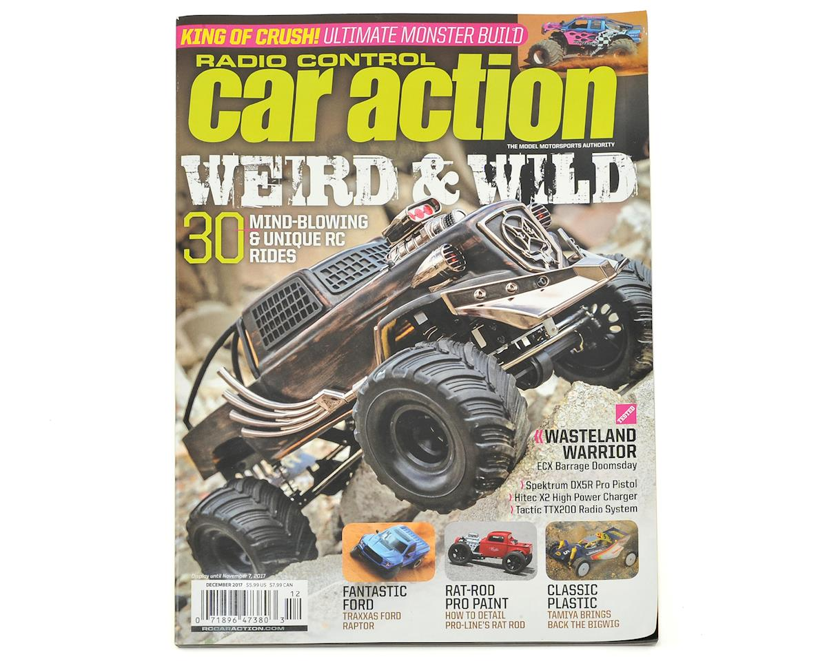 Radio Control Car Action Magazine - December 2017 Issue