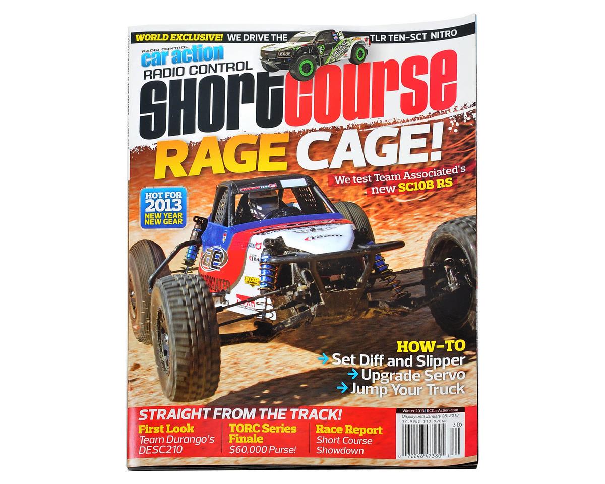 "Radio Control Car Action ""Short Course"" Magazine - Winter 2013 Issue"