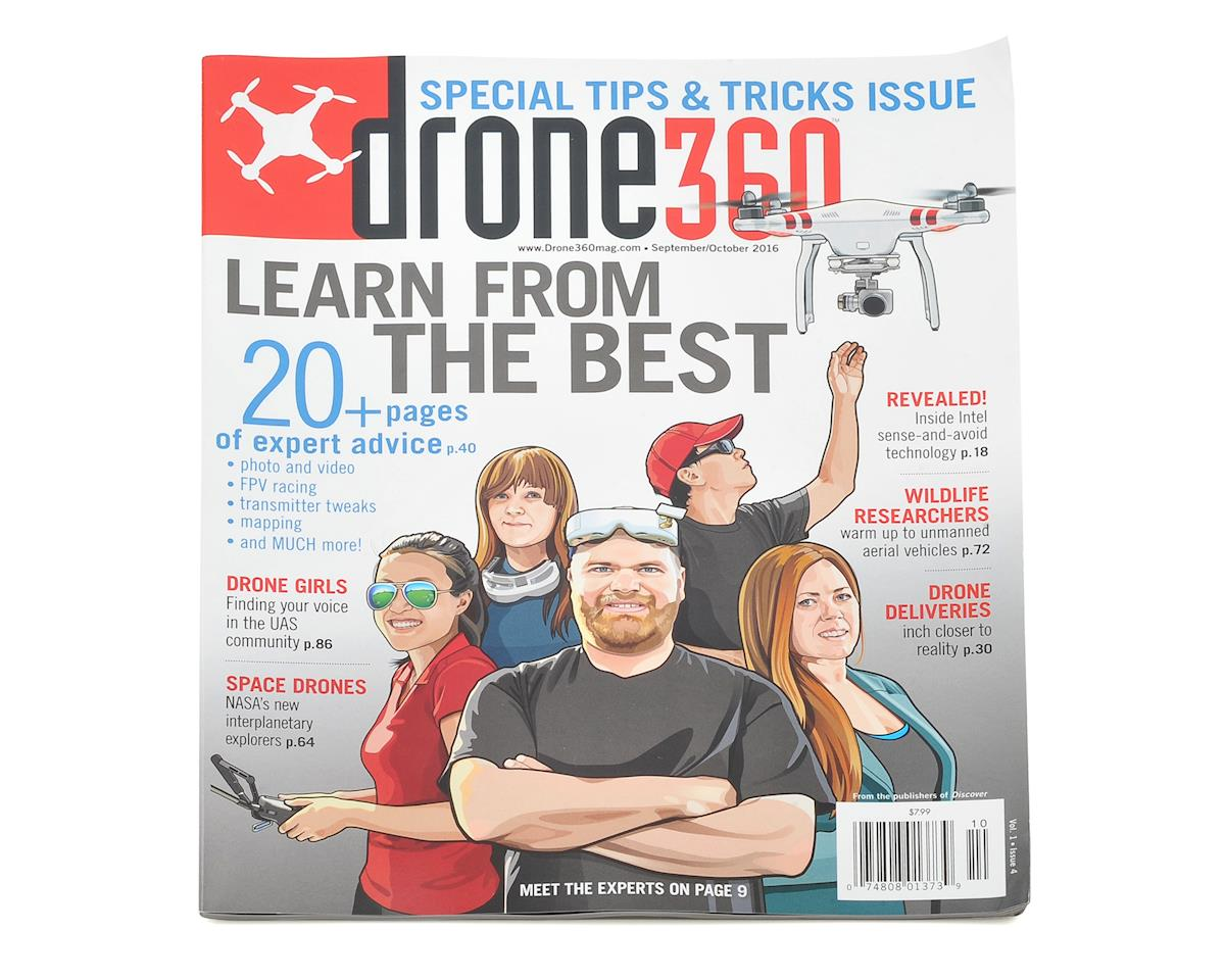 Drone 360 Magazine - October 2016 Issue
