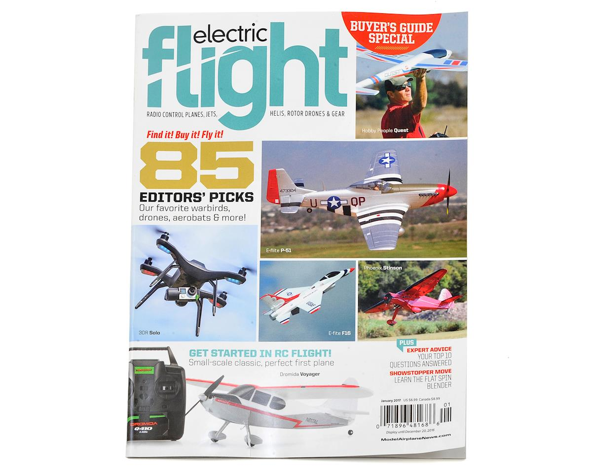 Electric Flight Magazine - January 2017 Issue