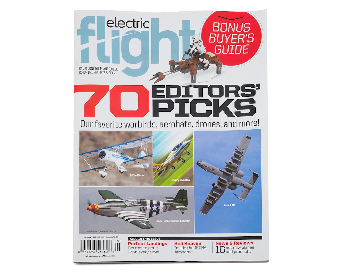Electric Flight Magazine - January 2018 Issue