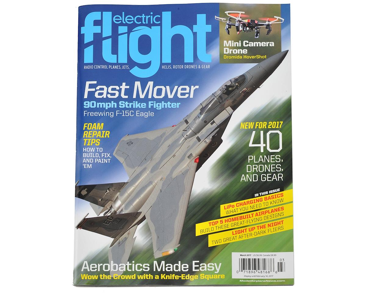 Electric Flight Magazine - March 2017 Issue