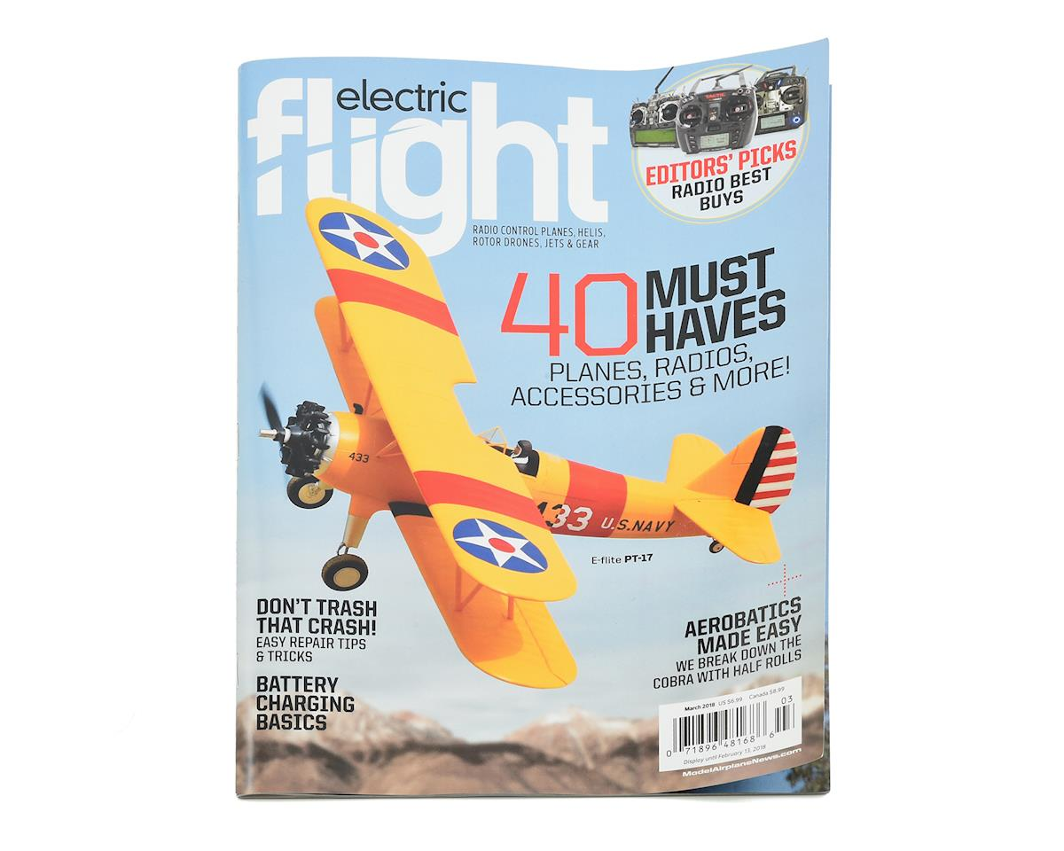 Electric Flight Magazine - March 2018 Issue