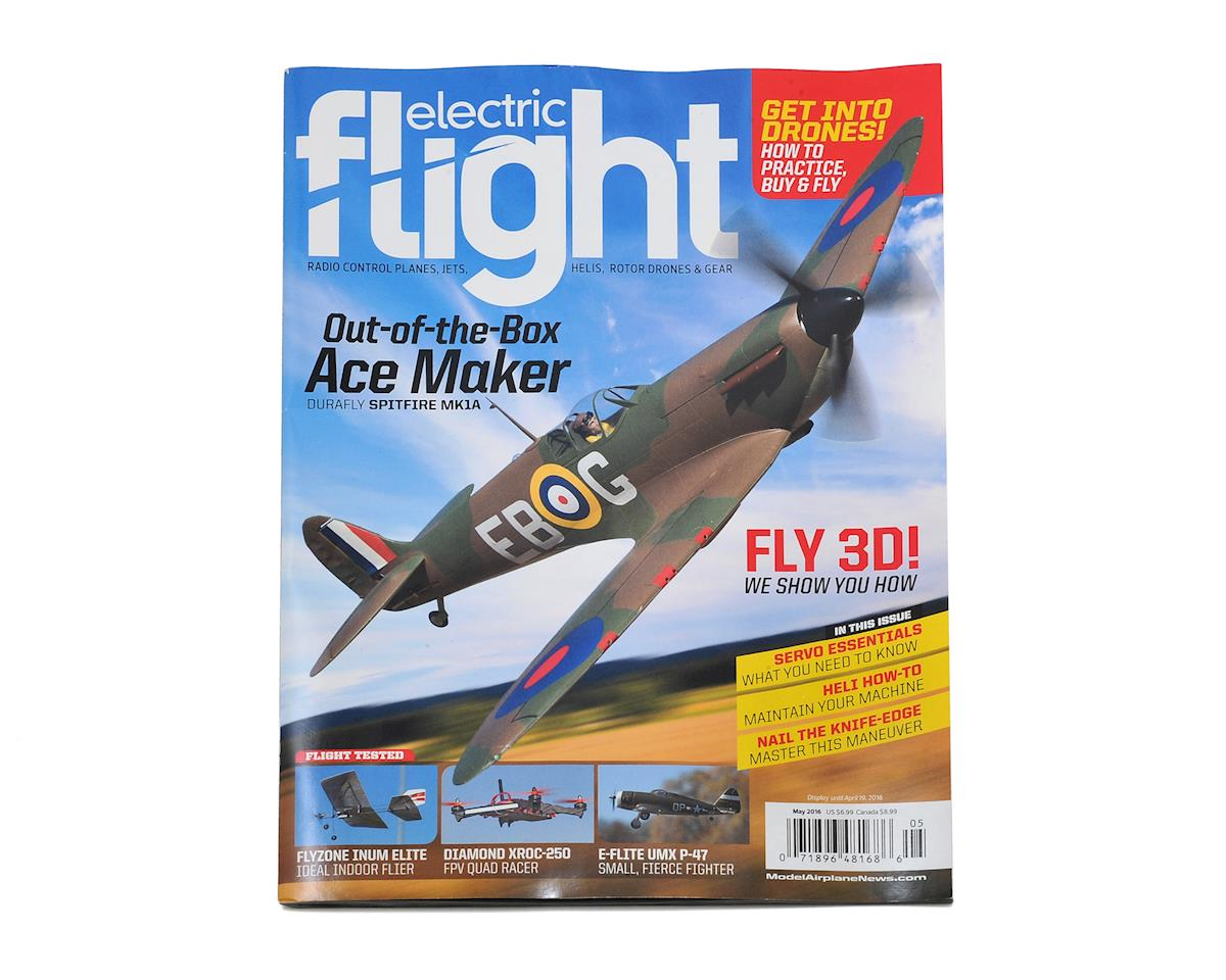 Electric Flight Magazine - May 2016 Issue