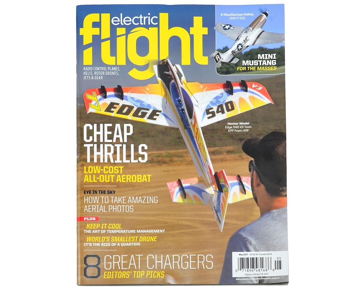 Electric Flight Magazine - May 2017 Issue