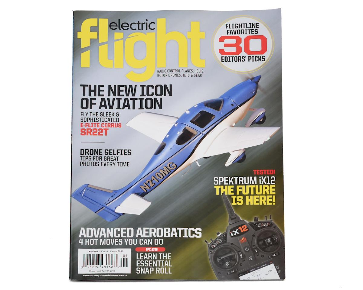 Electric Flight Magazine - May 2018 Issue