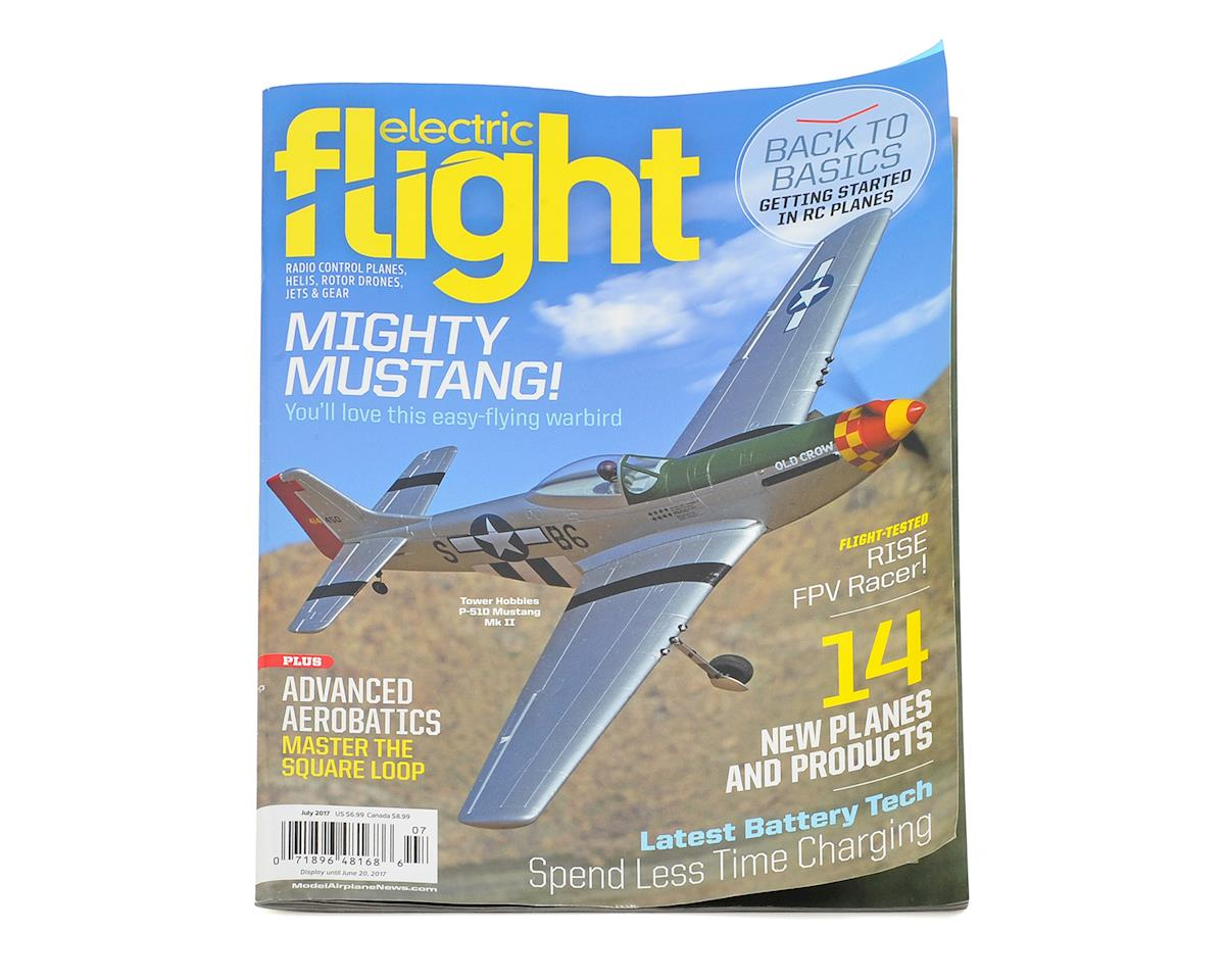 Electric Flight Magazine - July 2017 Issue