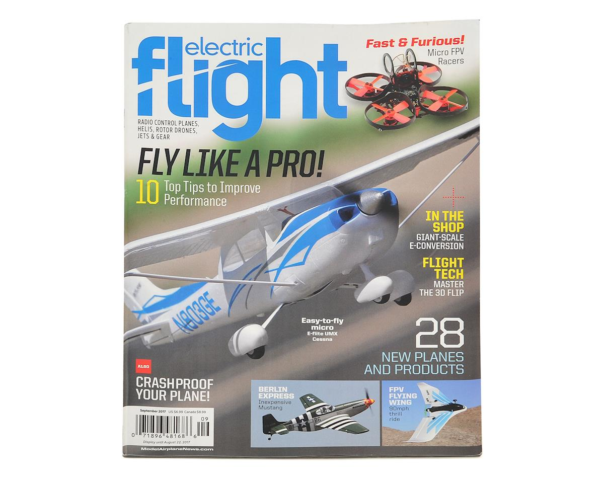Electric Flight Magazine - Sept 2017 Issue