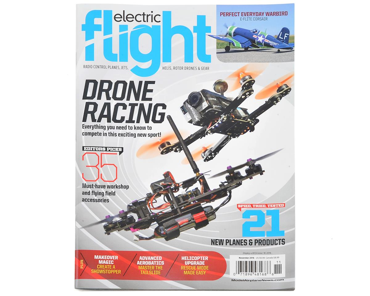 Electric Flight Magazine - November 2016 Issue