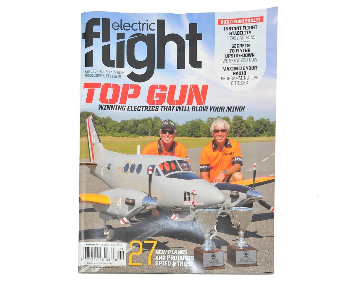 Electric Flight Magazine - November 2017 Issue