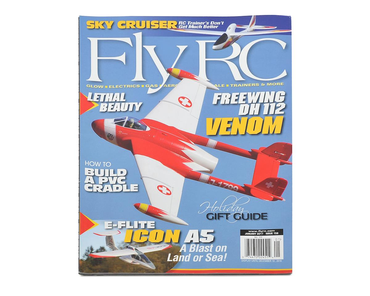 Fly RC Magazine - January 2017 Issue