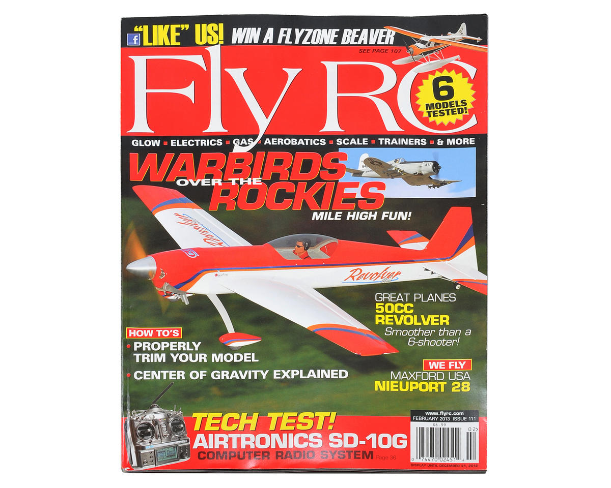 Fly RC Magazine -February 2013 Issue