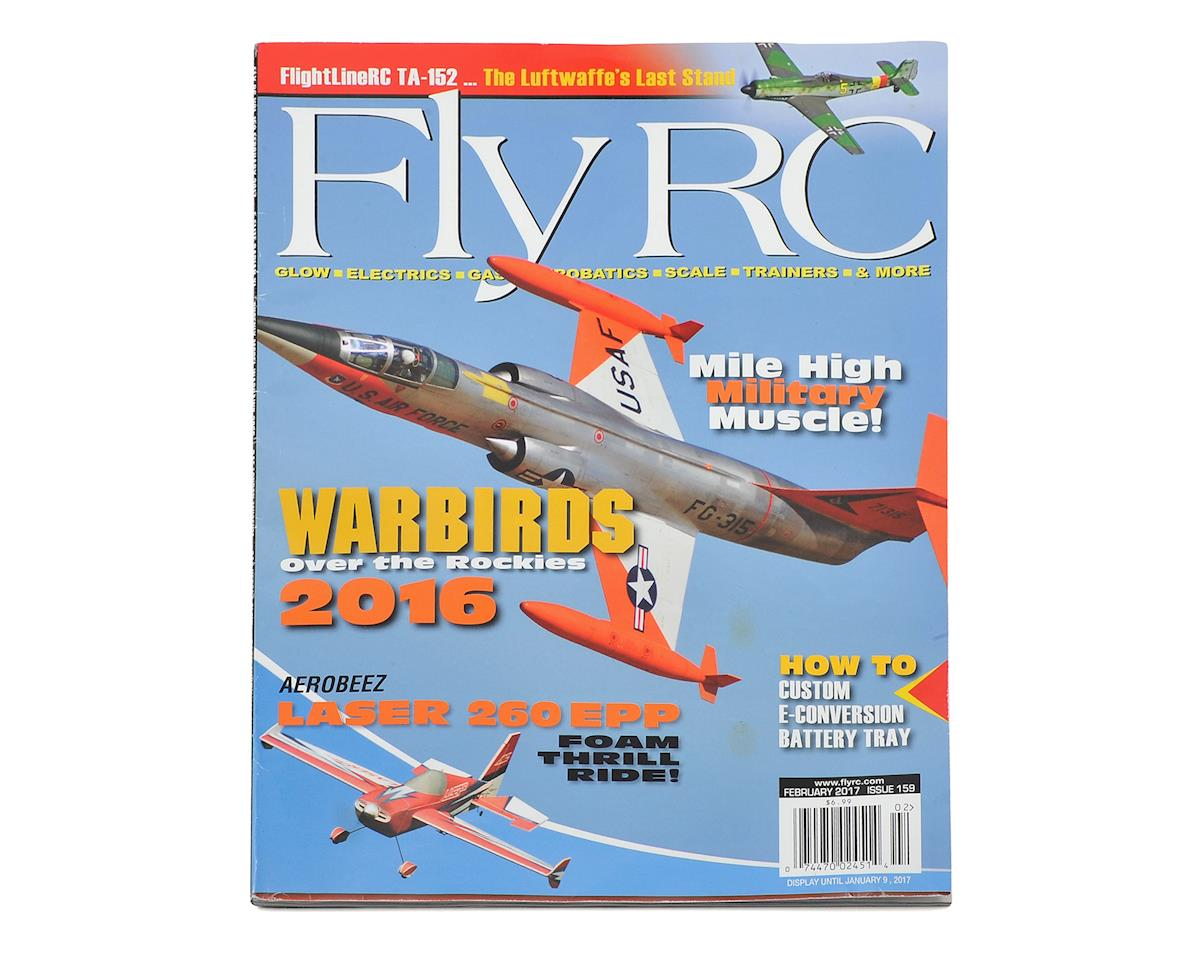 Fly RC Magazine - February 2017 Issue