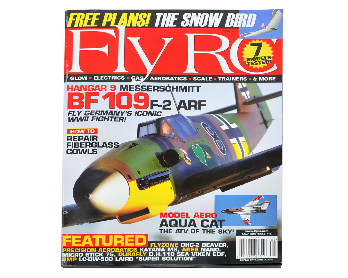 Fly RC Magazine - May 2013 Issue