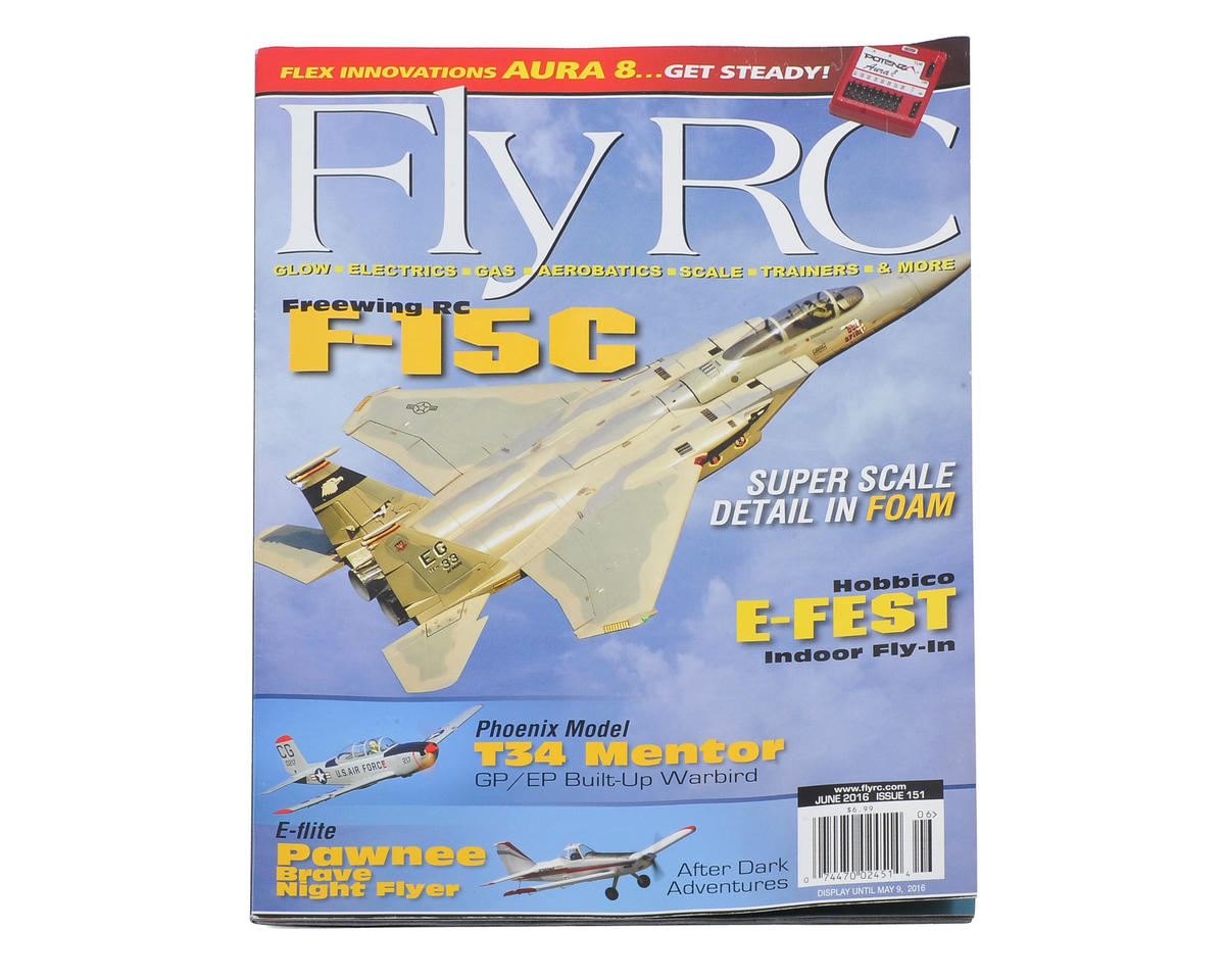 Fly RC Magazine - June 2016 Issue