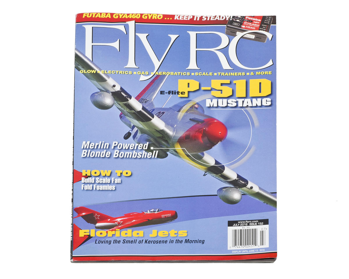 Fly RC Magazine - July 2016 Issue