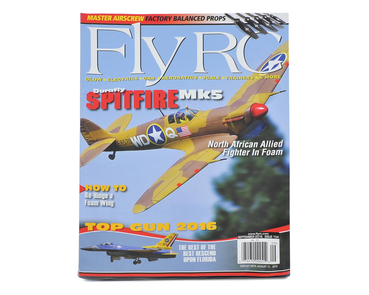 Fly RC Magazine - September 2016 Issue