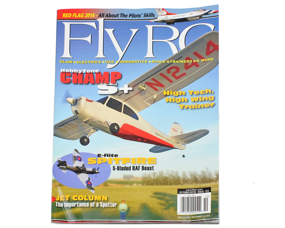 Fly RC Magazine - October 2016 Issue