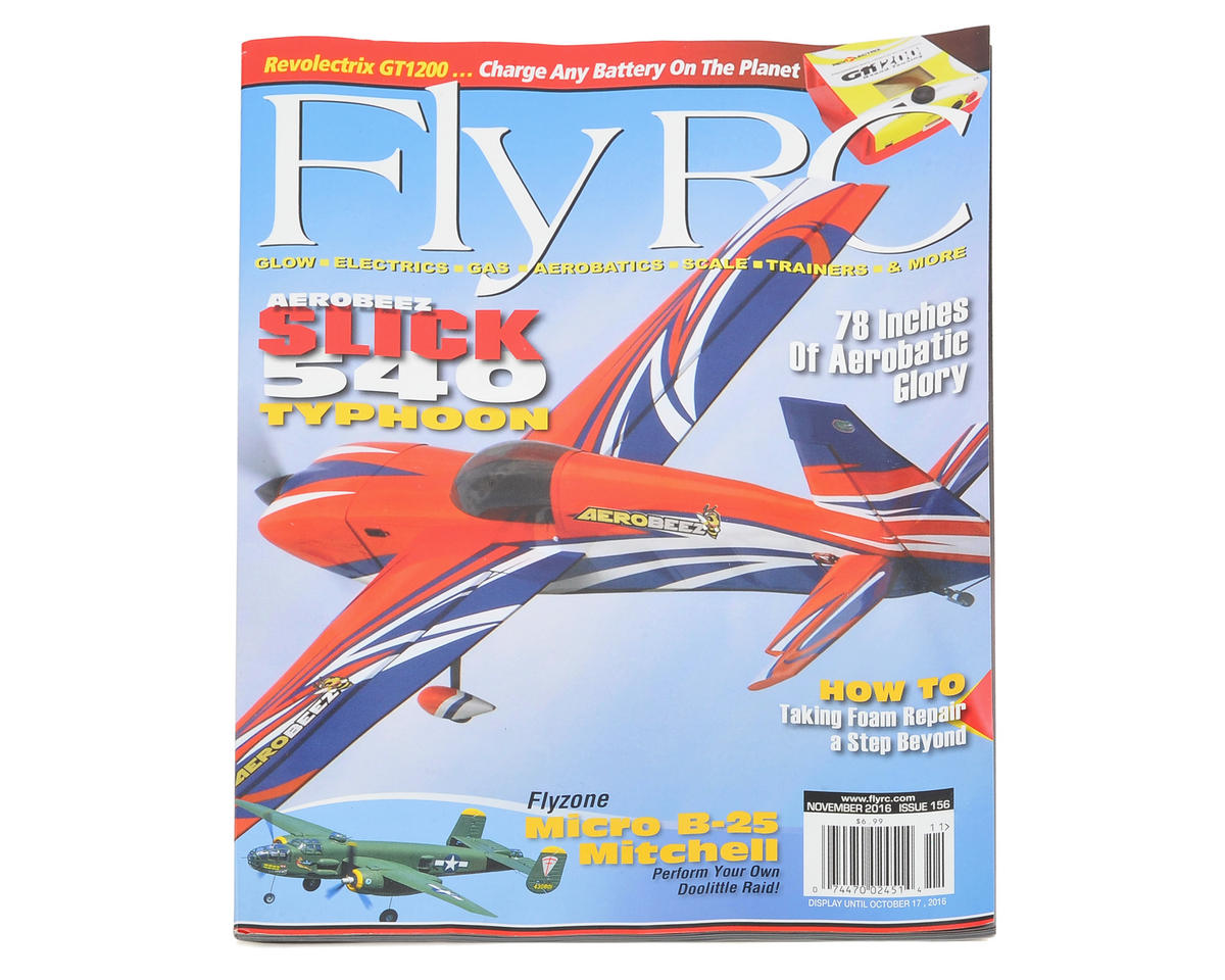 Fly RC Magazine - November 2016 Issue